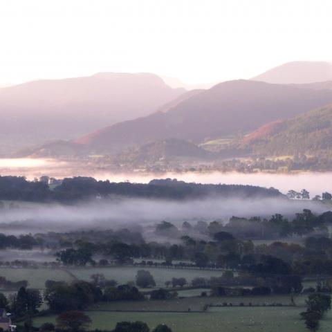 Lake District by Michael Turner