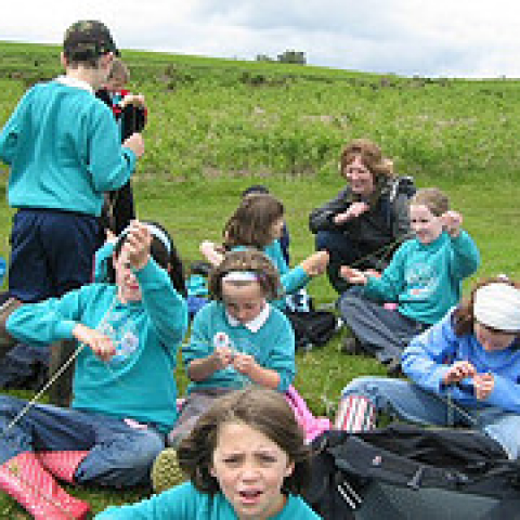Brecon Beacons School Visit