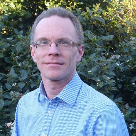 James Blake CEO of the YHA