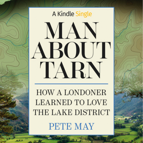 Man about Tarn by Pete May