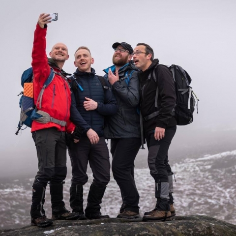 OutdoorLads is working to improve the mental and physical wellbeing of gay, bisexual and trans men through outdoor pursuits in the UK