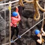 Climbing in Brecon Beacons