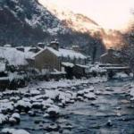 Winter in Snowdonia National Park