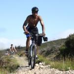 Mosaic Champion cycling