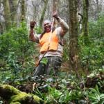 Community Champion Alan McDonald in Snowdonia