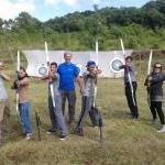 Northumberland launch Young Champions archery Aug 13 P Villiers Stuart