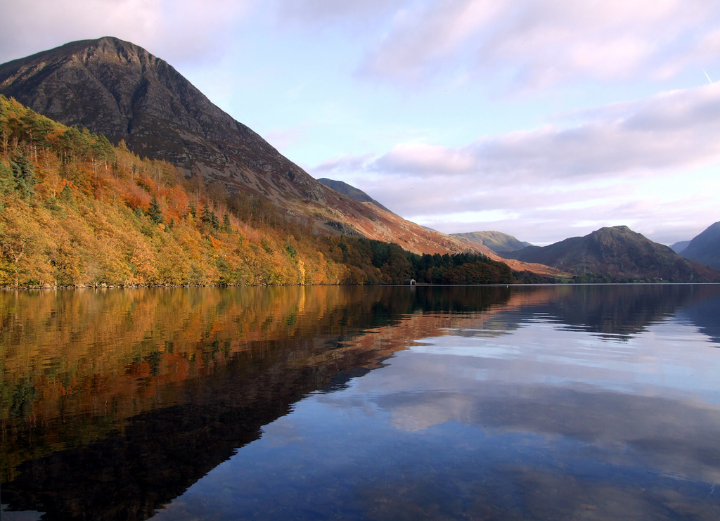 Autumn Colours on Crummock Water (Michael Turner)