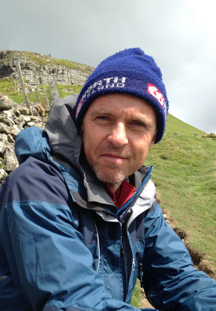 Andrew McCloy, Chair of the Peak District National Park Authority
