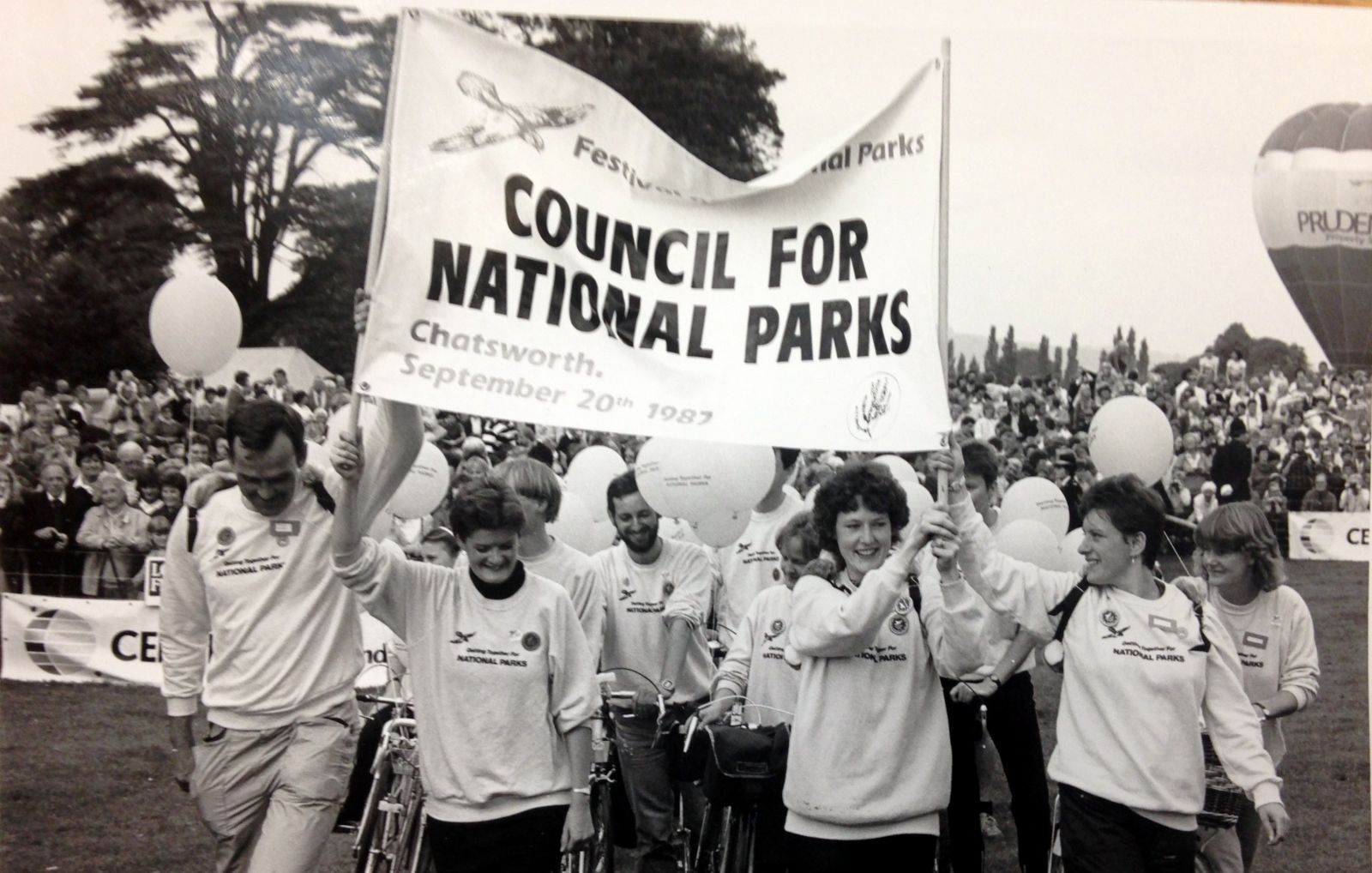 Council for National Parks festival