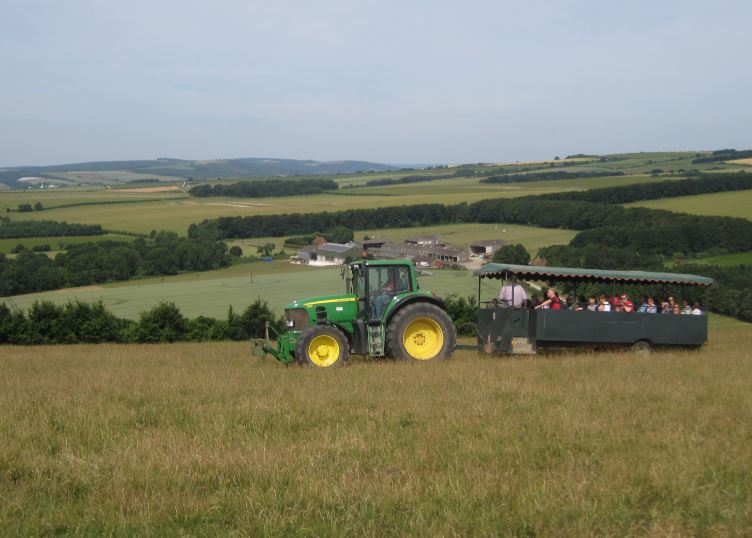Arun to Adur farming group open day