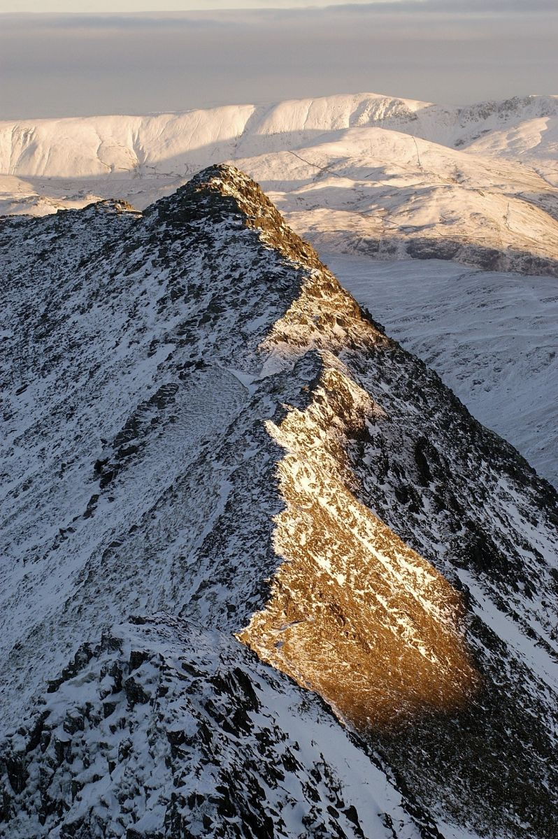 Helvellyn by Dominic Donnimi