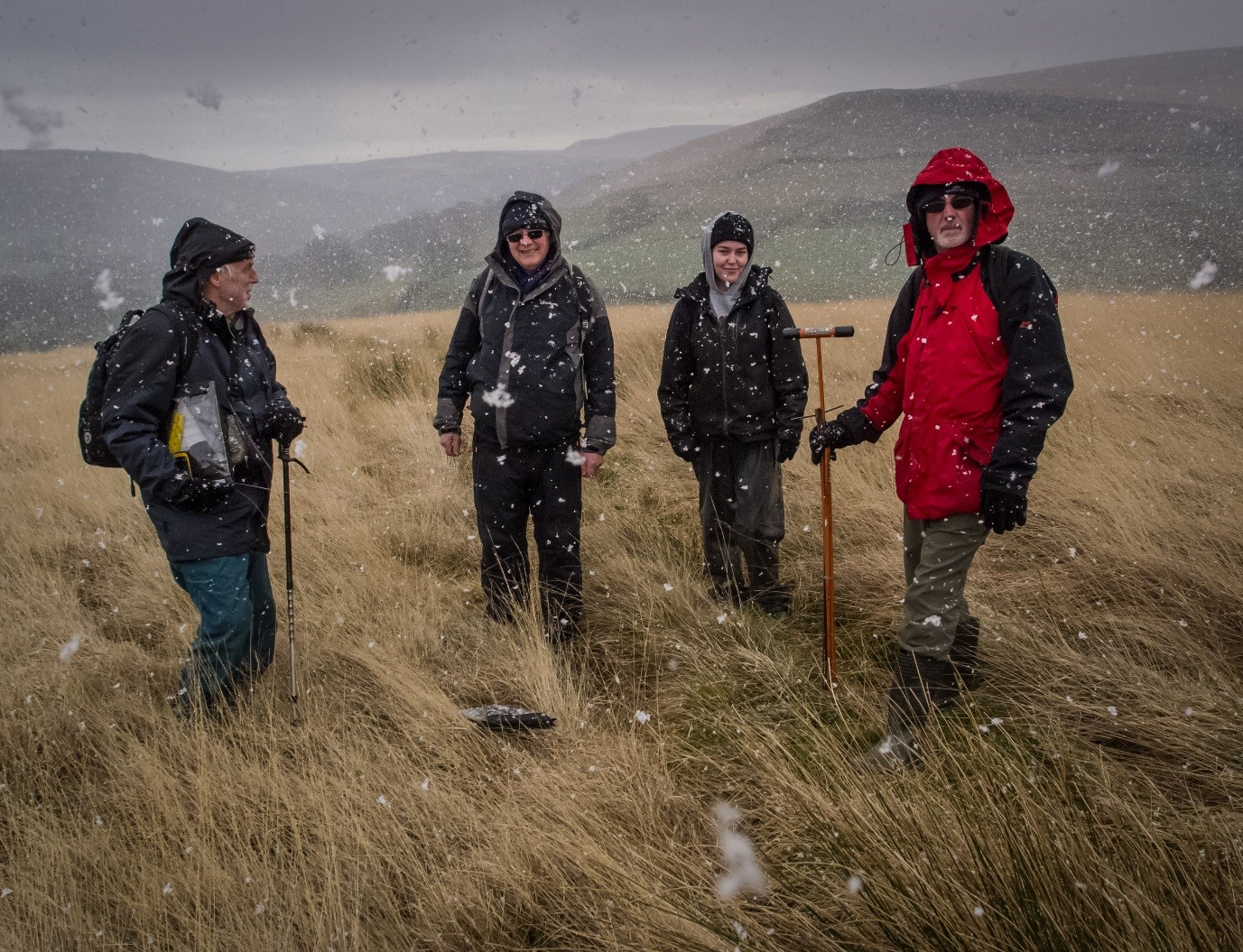 Monitoring on Marsden Moor by Alan Stopher