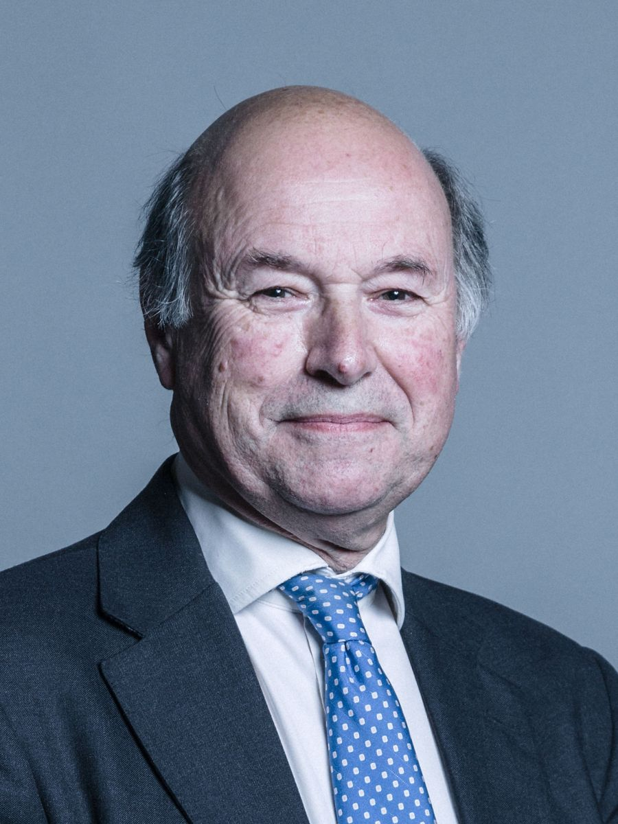 Lord Gardiner, the minister for National Parks