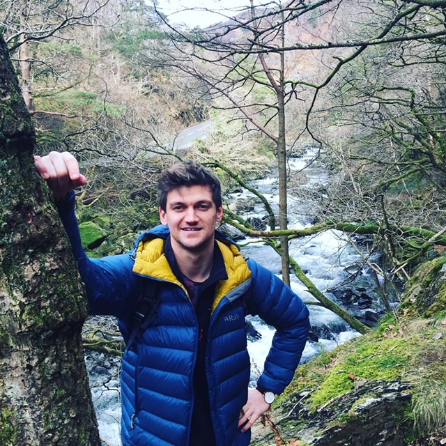 Tom enjoys Snowdonia National Park, will you help us protect it?